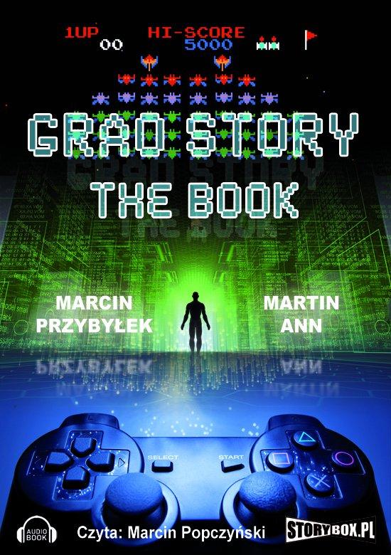 Grao Story. The book - Audiobook (Książka audio MP3) do pobrania w całości w archiwum ZIP