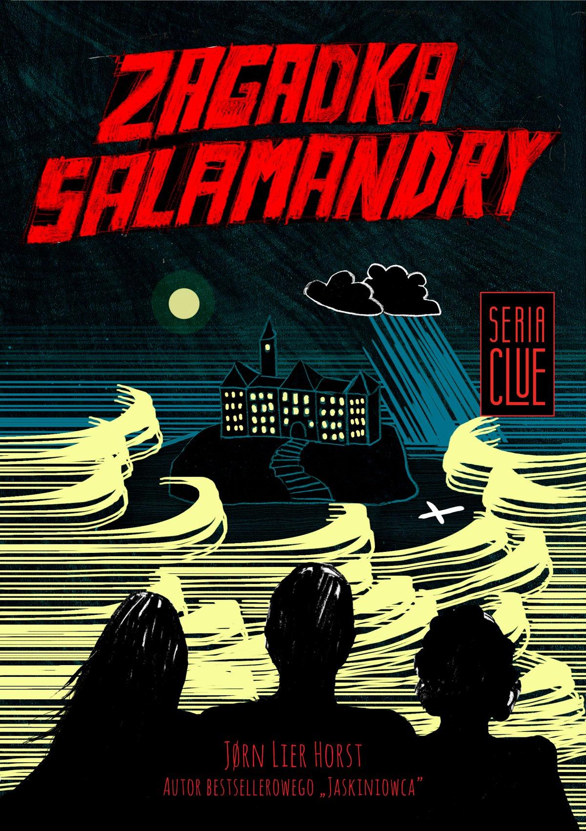 Zagadka salamandry - Ebook (Książka EPUB) do pobrania w formacie EPUB