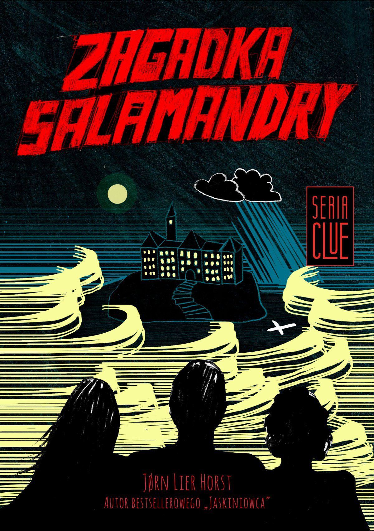Zagadka salamandry - Ebook (Książka na Kindle) do pobrania w formacie MOBI