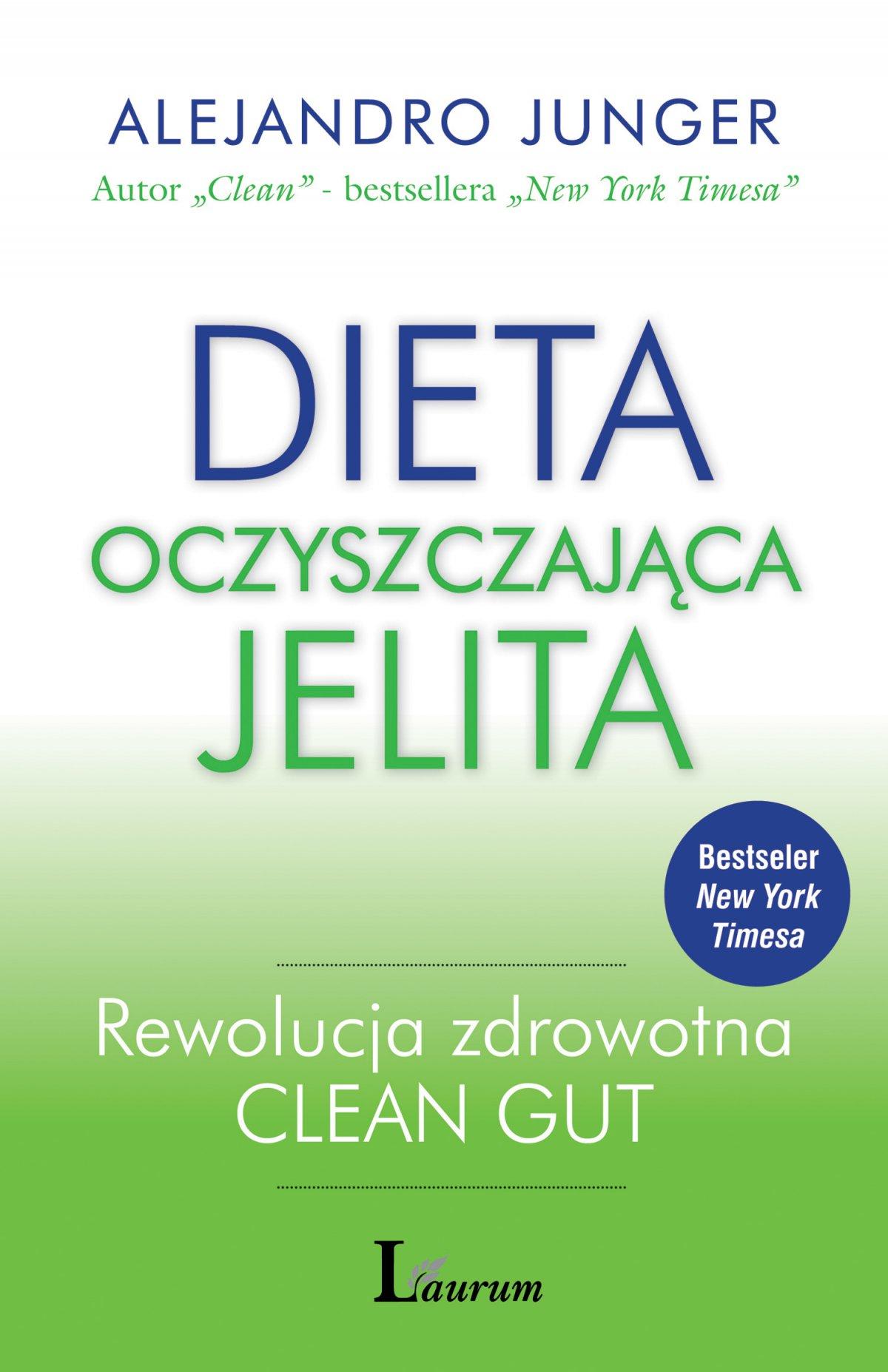 Dieta oczyszczająca jelita - Ebook (Książka EPUB) do pobrania w formacie EPUB