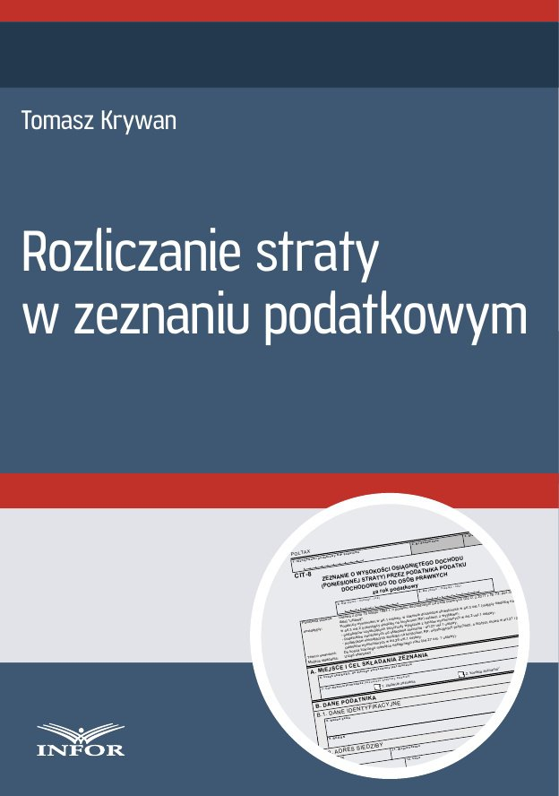 Rozliczanie straty w zeznaniu podatkowym - Ebook (Książka PDF) do pobrania w formacie PDF
