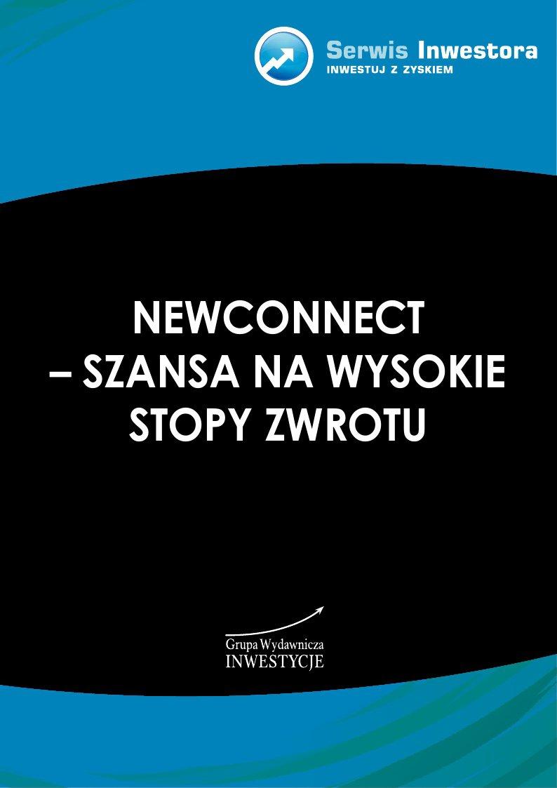 NewConnect - szansa na wysokie stopy zwrotu - Ebook (Książka PDF) do pobrania w formacie PDF