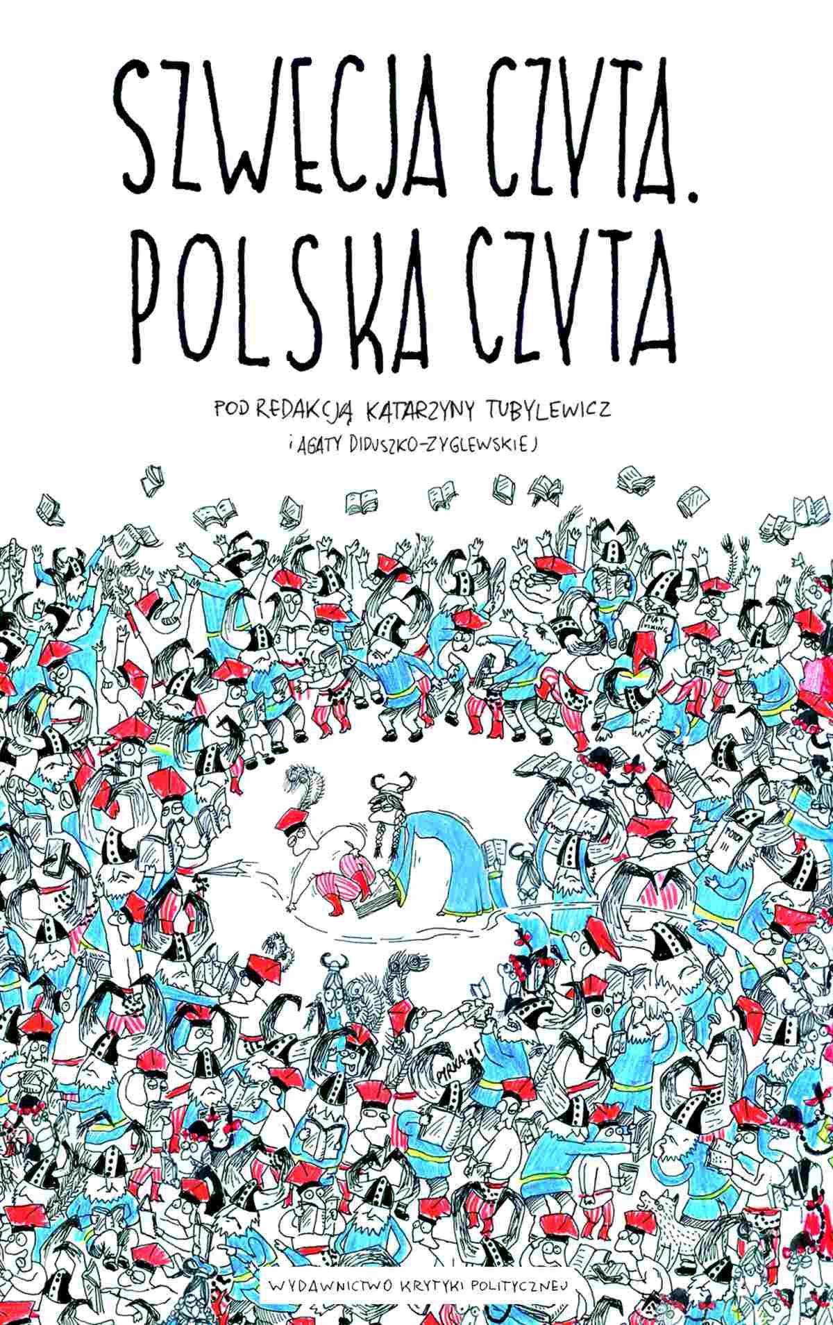 Szwecja czyta. Polska czyta - Ebook (Książka na Kindle) do pobrania w formacie MOBI