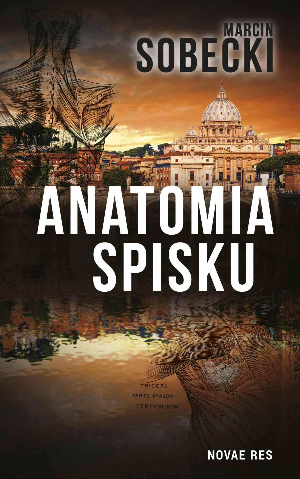 Anatomia spisku - Ebook (Książka EPUB) do pobrania w formacie EPUB