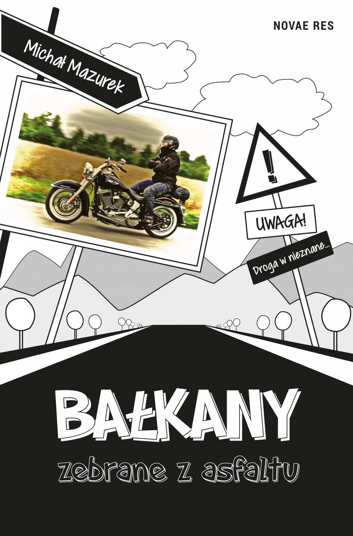 Bałkany zebrane z asfaltu - Ebook (Książka EPUB) do pobrania w formacie EPUB