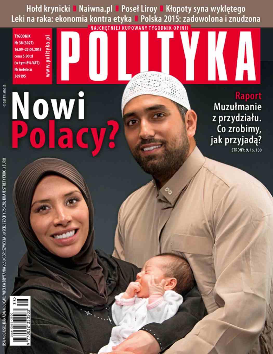 Polityka nr 38/2015 - Ebook (Książka PDF) do pobrania w formacie PDF