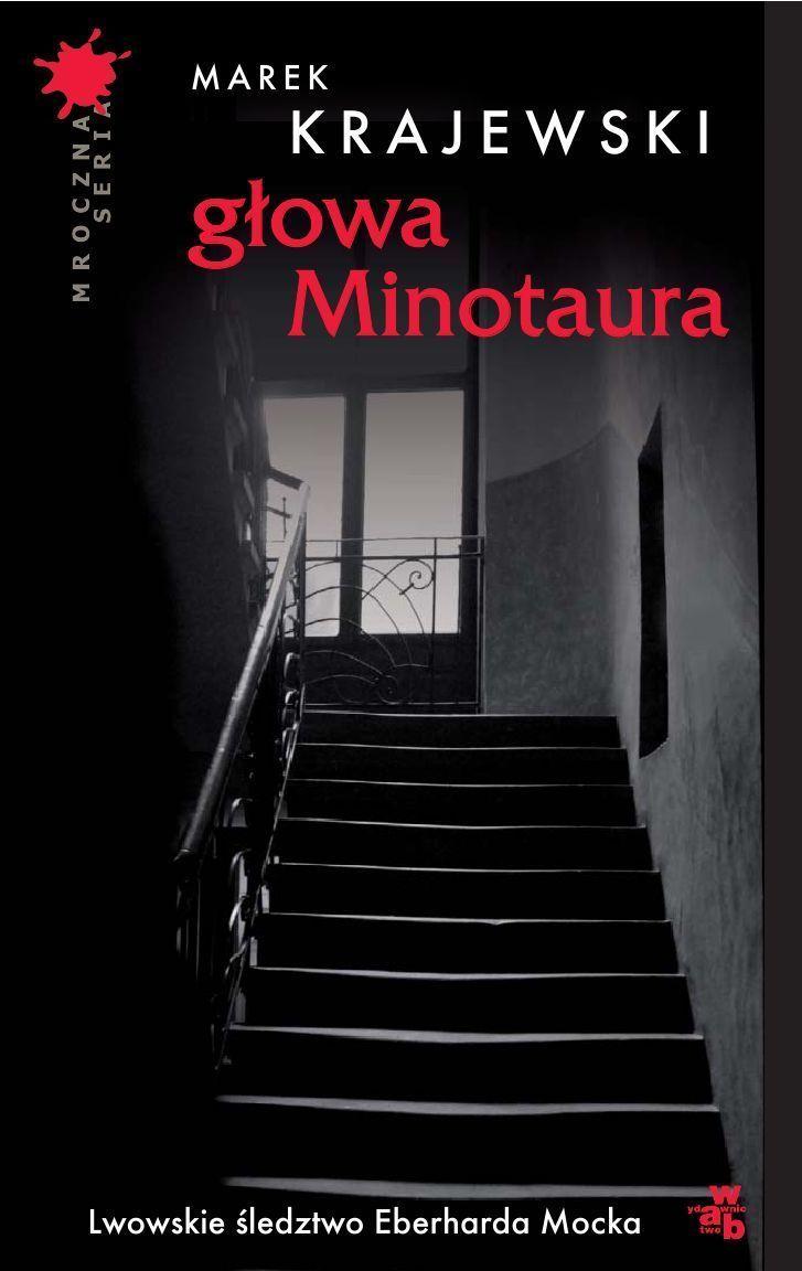 Głowa Minotaura - Ebook (Książka PDF) do pobrania w formacie PDF