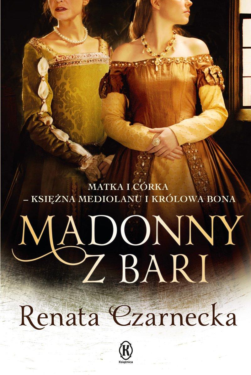 Madonny z Bari - Ebook (Książka na Kindle) do pobrania w formacie MOBI