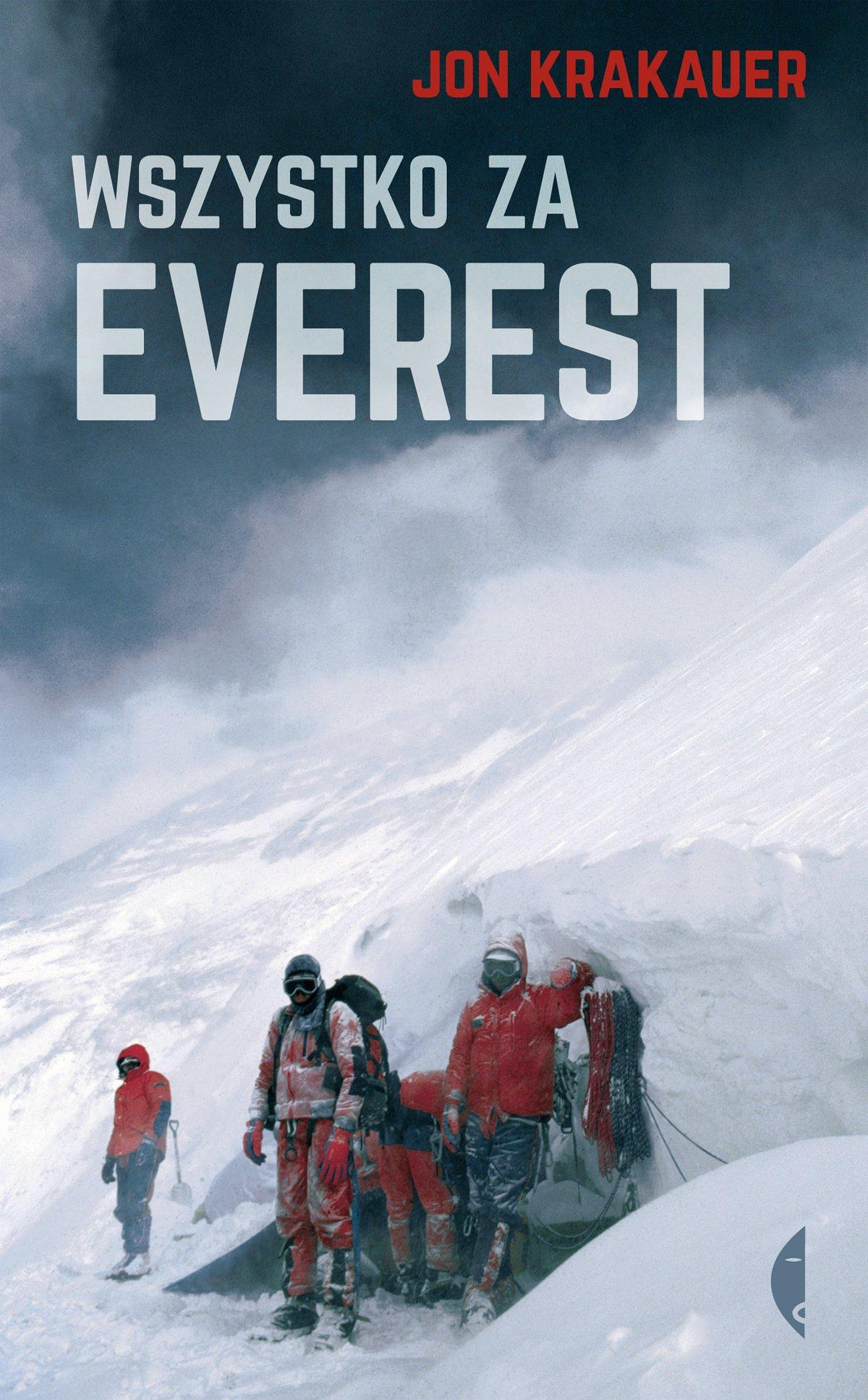 Wszystko za Everest - Ebook (Książka EPUB) do pobrania w formacie EPUB