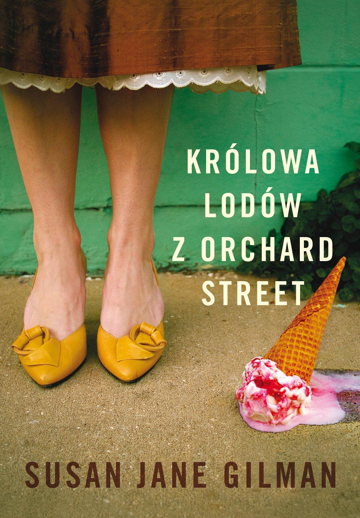 Królowa lodów z Orchard Street - Ebook (Książka EPUB) do pobrania w formacie EPUB