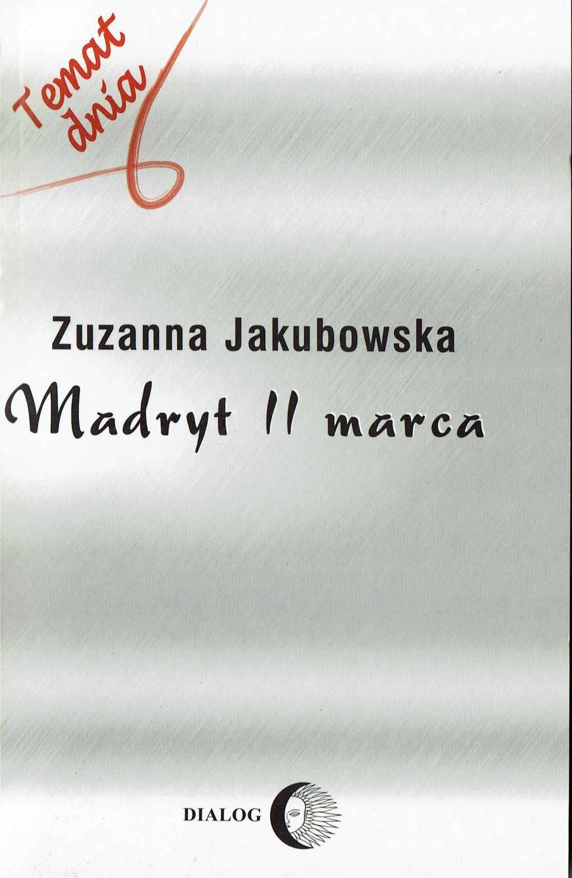 Madryt, 11 marca - Ebook (Książka na Kindle) do pobrania w formacie MOBI