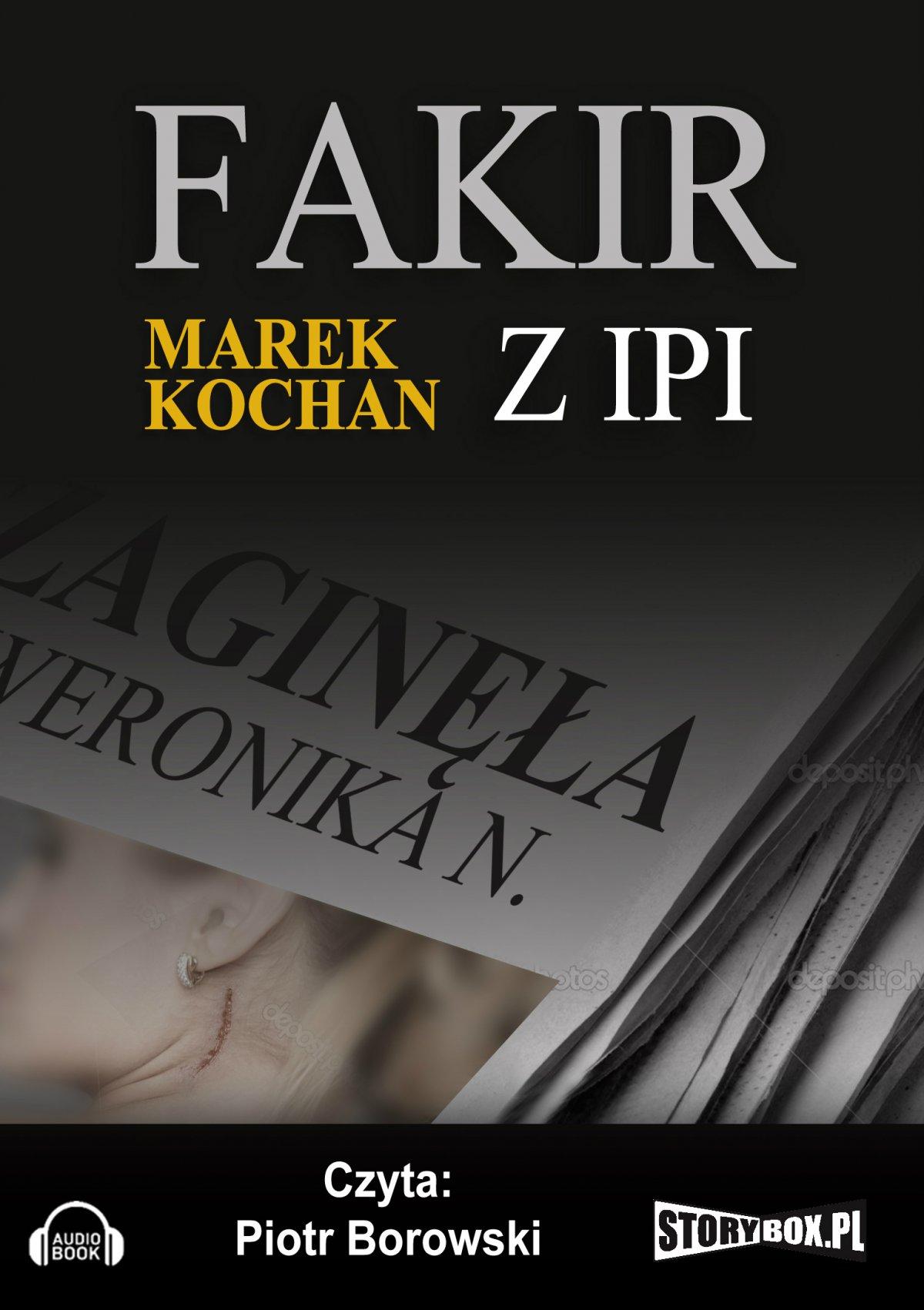 Fakir z Ipi - Audiobook (Książka audio MP3) do pobrania w całości w archiwum ZIP