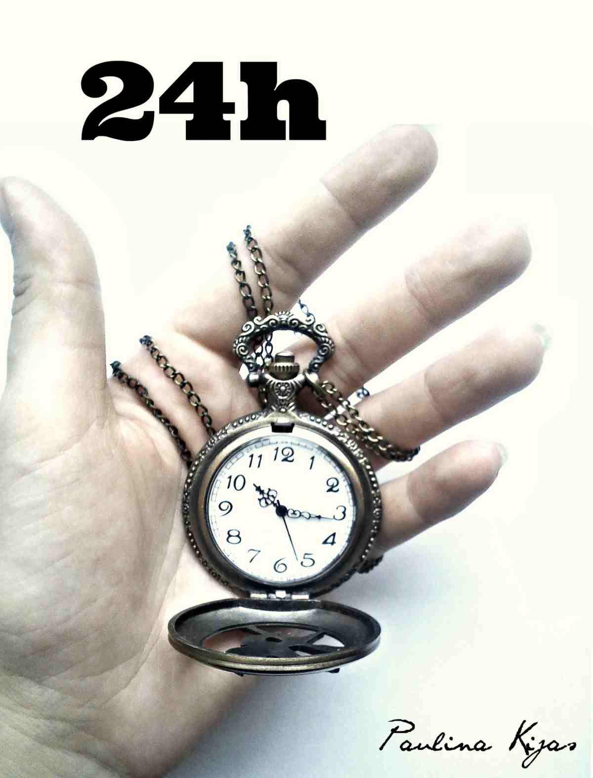 24h - Ebook (Książka EPUB) do pobrania w formacie EPUB