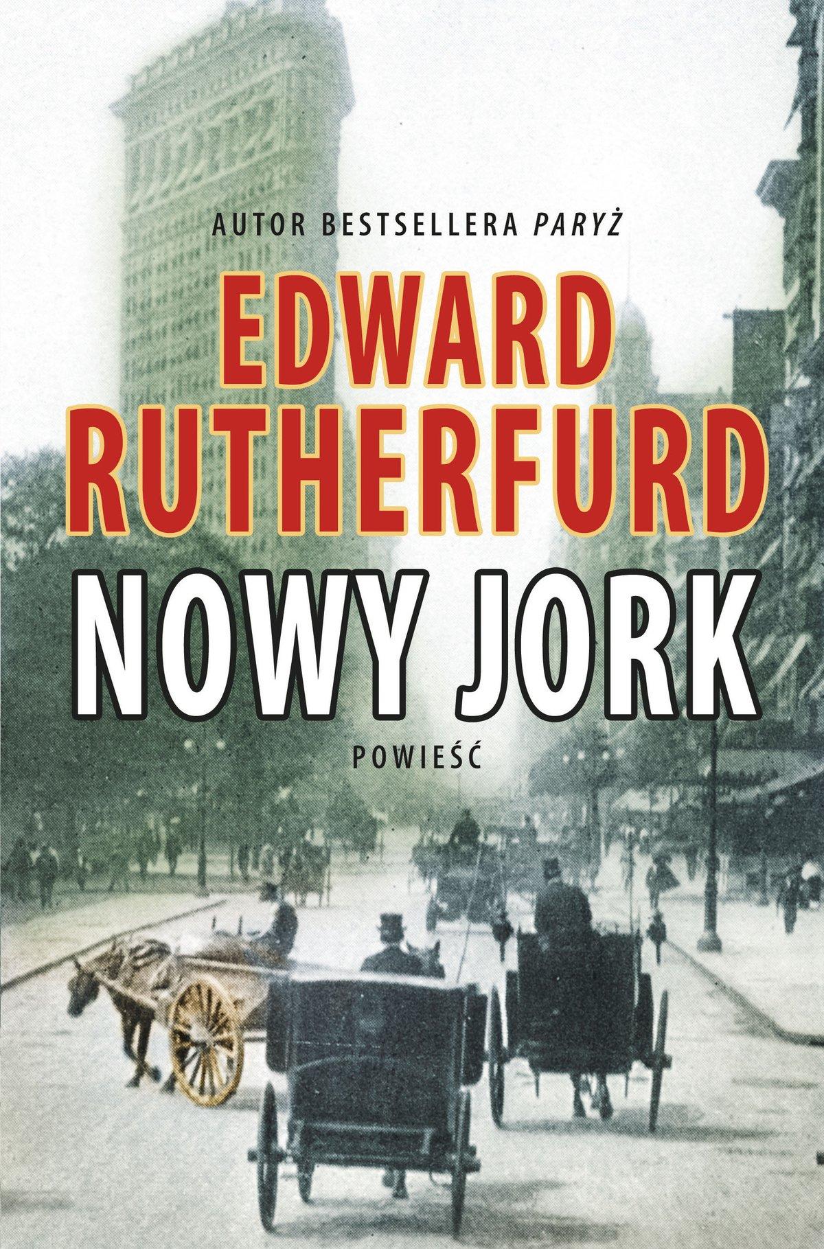 Nowy Jork - Ebook (Książka na Kindle) do pobrania w formacie MOBI