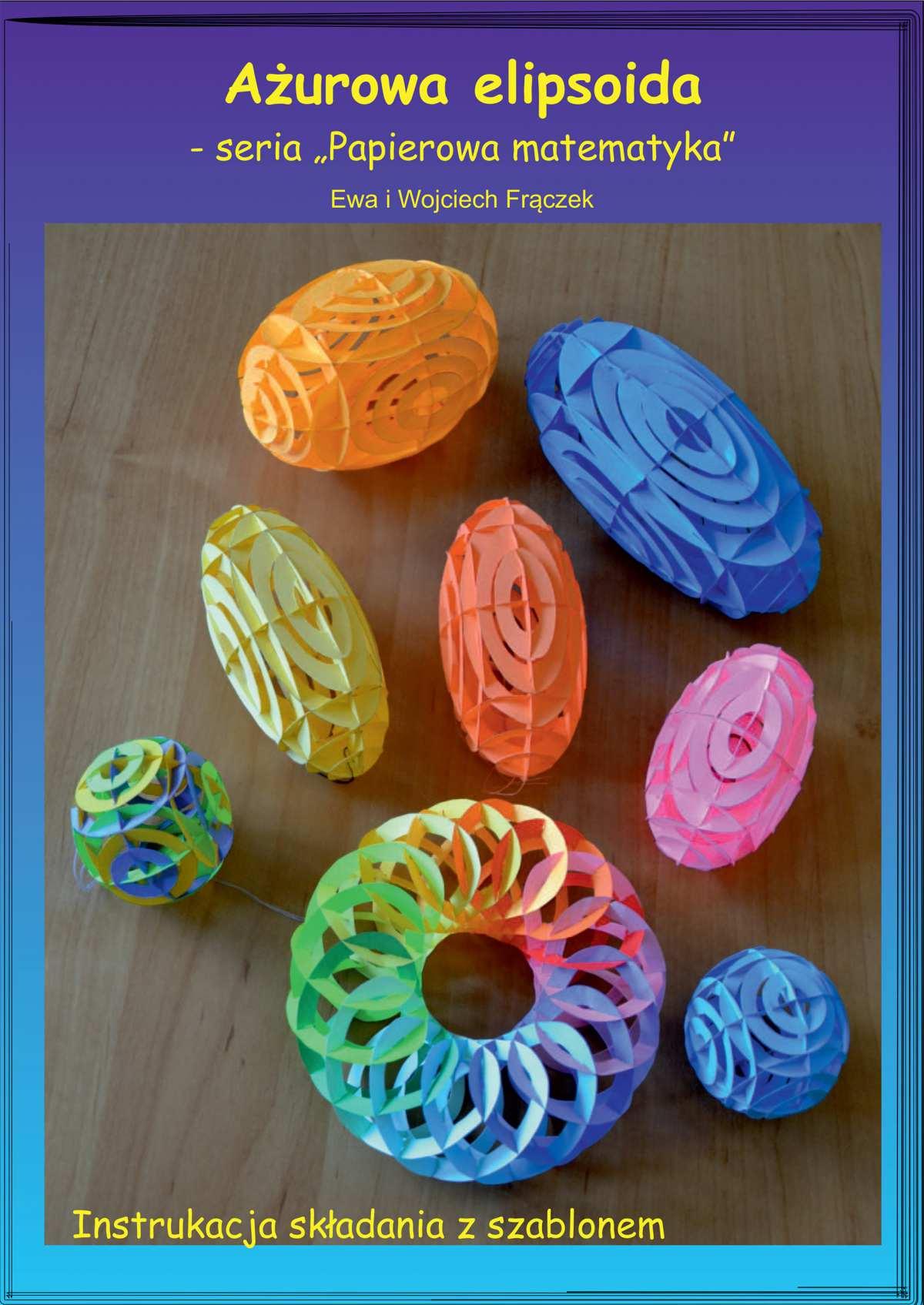 Ażurowa elipsoida - Ebook (Książka PDF) do pobrania w formacie PDF