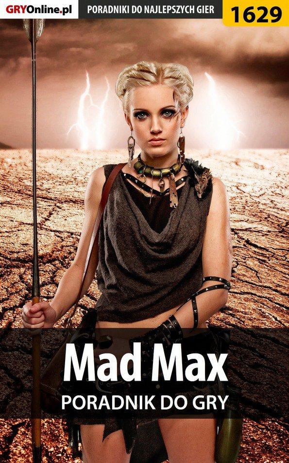 Mad Max - poradnik do gry - Ebook (Książka PDF) do pobrania w formacie PDF