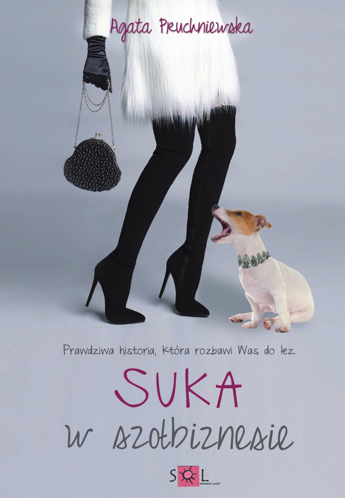 Suka w szołbiznesie - Ebook (Książka na Kindle) do pobrania w formacie MOBI