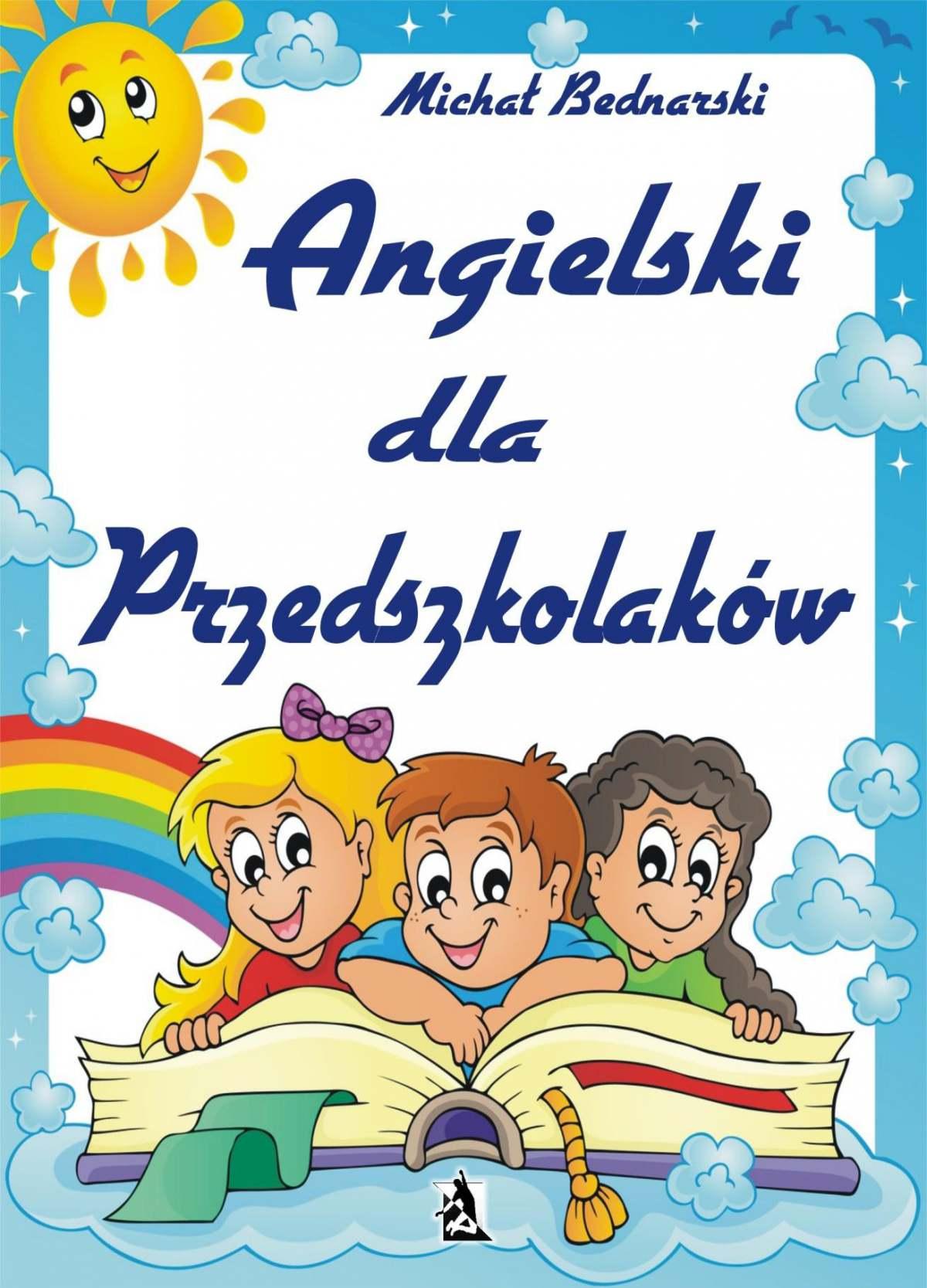 Angielski dla Przedszkolaków - Ebook (Książka na Kindle) do pobrania w formacie MOBI