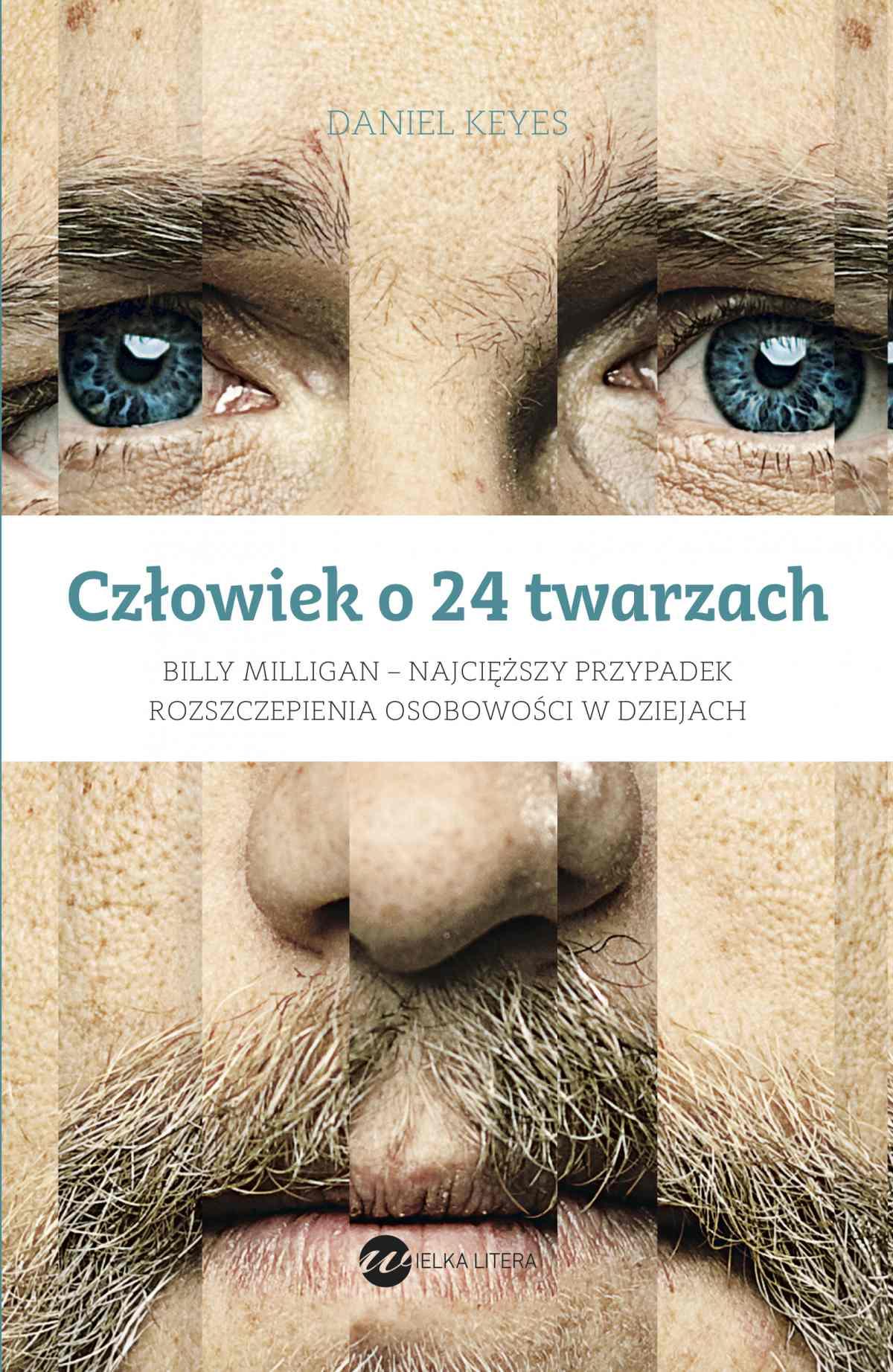 Człowiek o 24 twarzach - Ebook (Książka EPUB) do pobrania w formacie EPUB