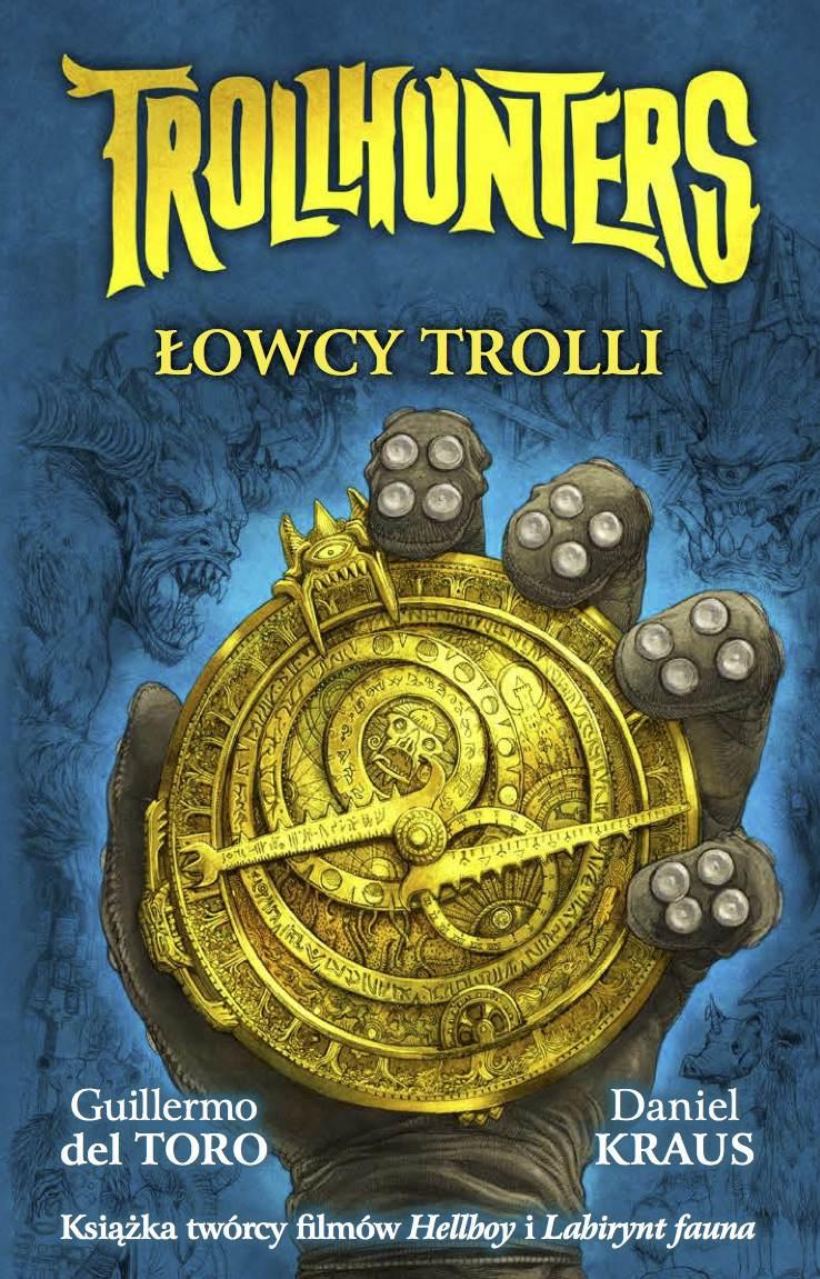 Trollhunters. Łowcy trolli - Ebook (Książka na Kindle) do pobrania w formacie MOBI