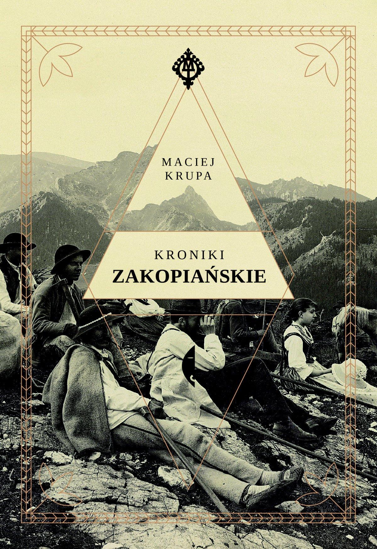 Kroniki zakopiańskie - Ebook (Książka na Kindle) do pobrania w formacie MOBI