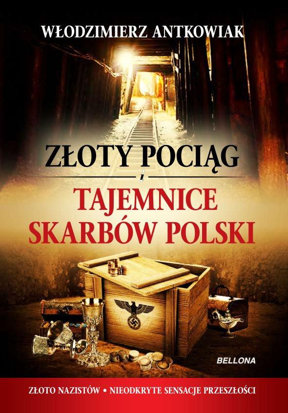 Złoty pociąg i tajemnice skarbów Polski - Ebook (Książka na Kindle) do pobrania w formacie MOBI