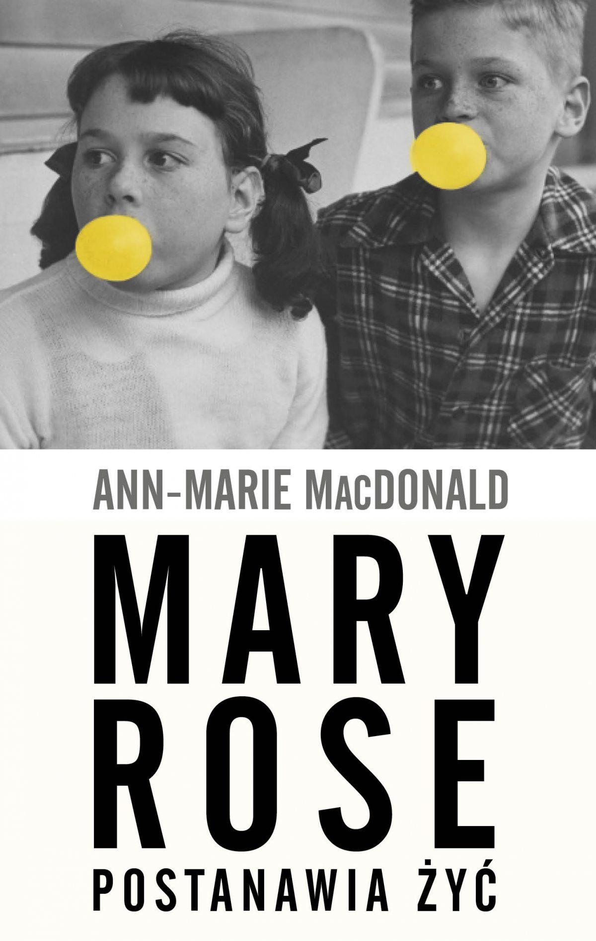 Mary Rose postanawia żyć - Ebook (Książka na Kindle) do pobrania w formacie MOBI