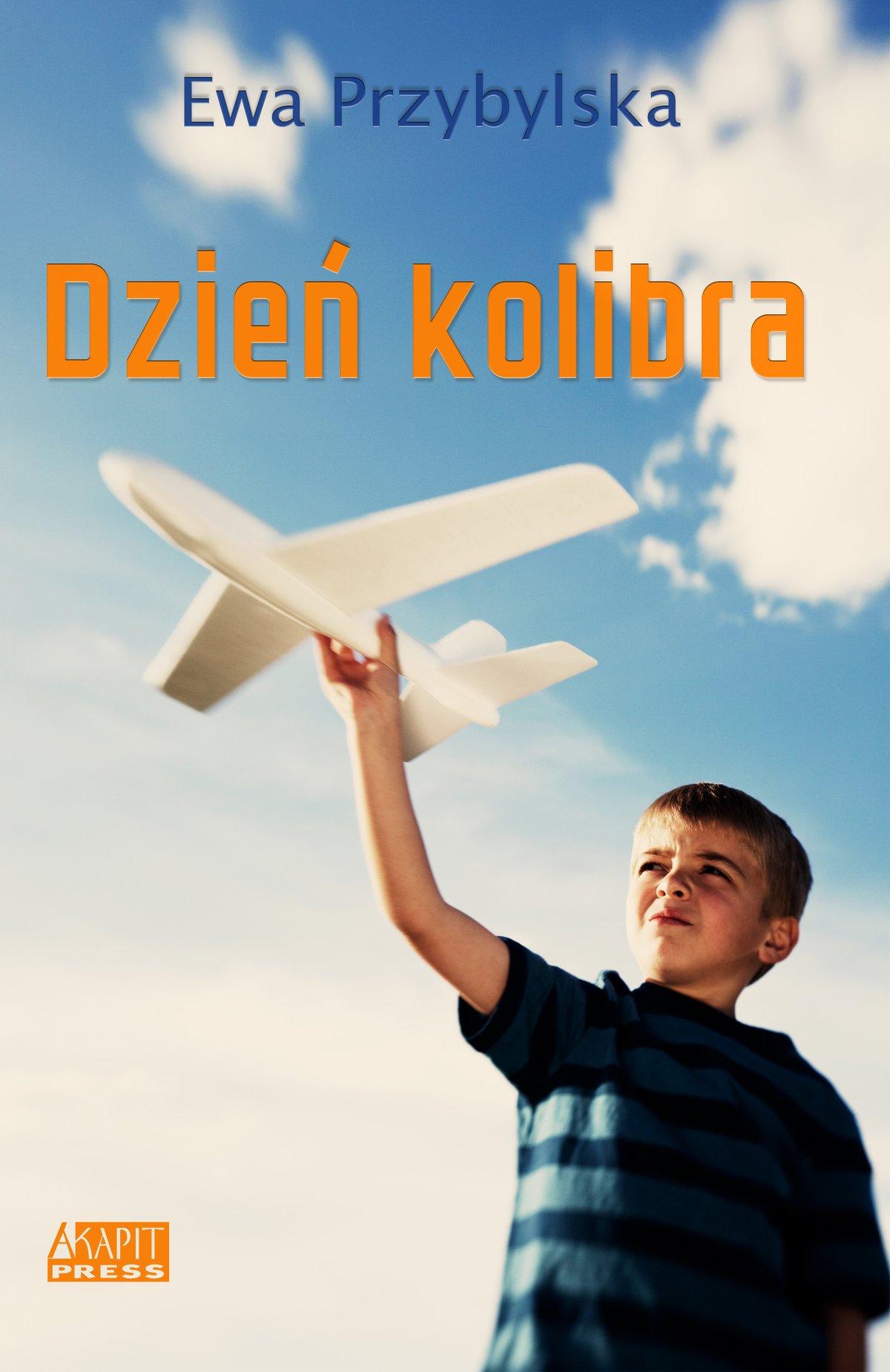 Dzień kolibra - Ebook (Książka na Kindle) do pobrania w formacie MOBI