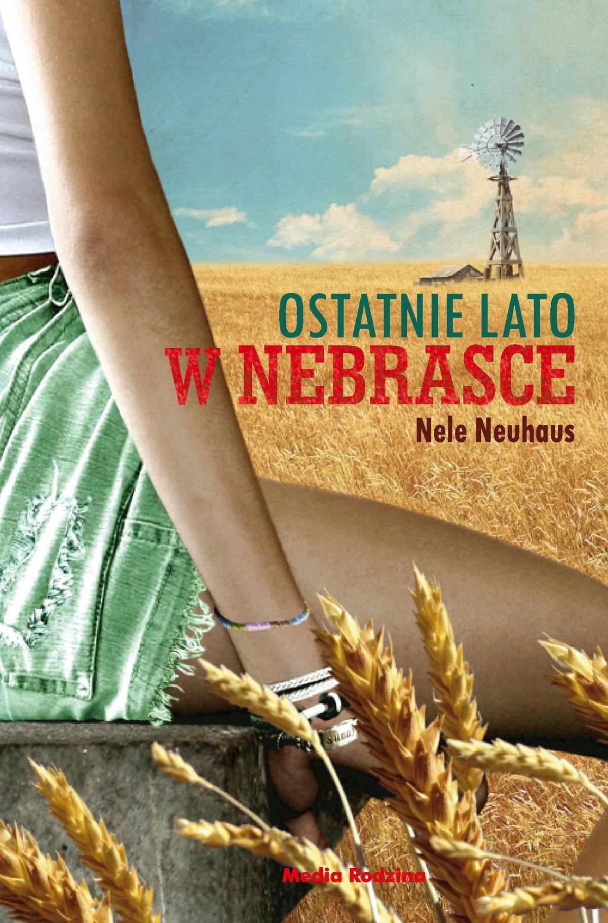 Ostatnie lato w Nebrasce - Ebook (Książka EPUB) do pobrania w formacie EPUB