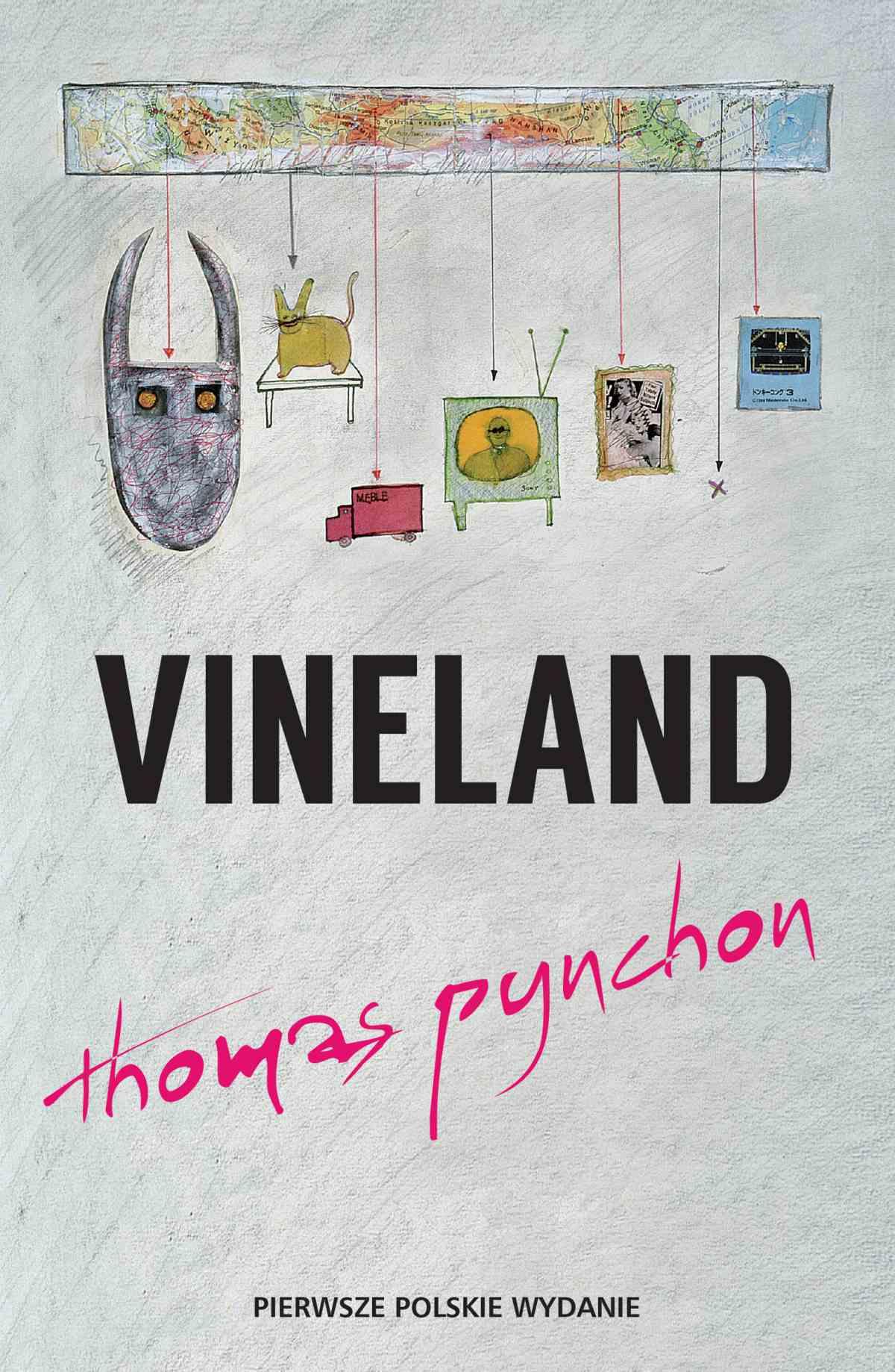 Vineland - Ebook (Książka EPUB) do pobrania w formacie EPUB