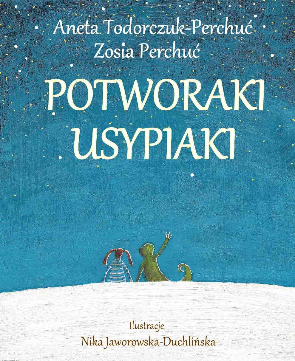 Potworaki usypiaki - Ebook (Książka EPUB) do pobrania w formacie EPUB