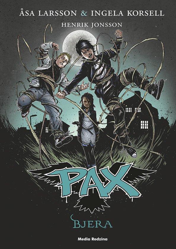 PAX. Bjera - Ebook (Książka EPUB) do pobrania w formacie EPUB
