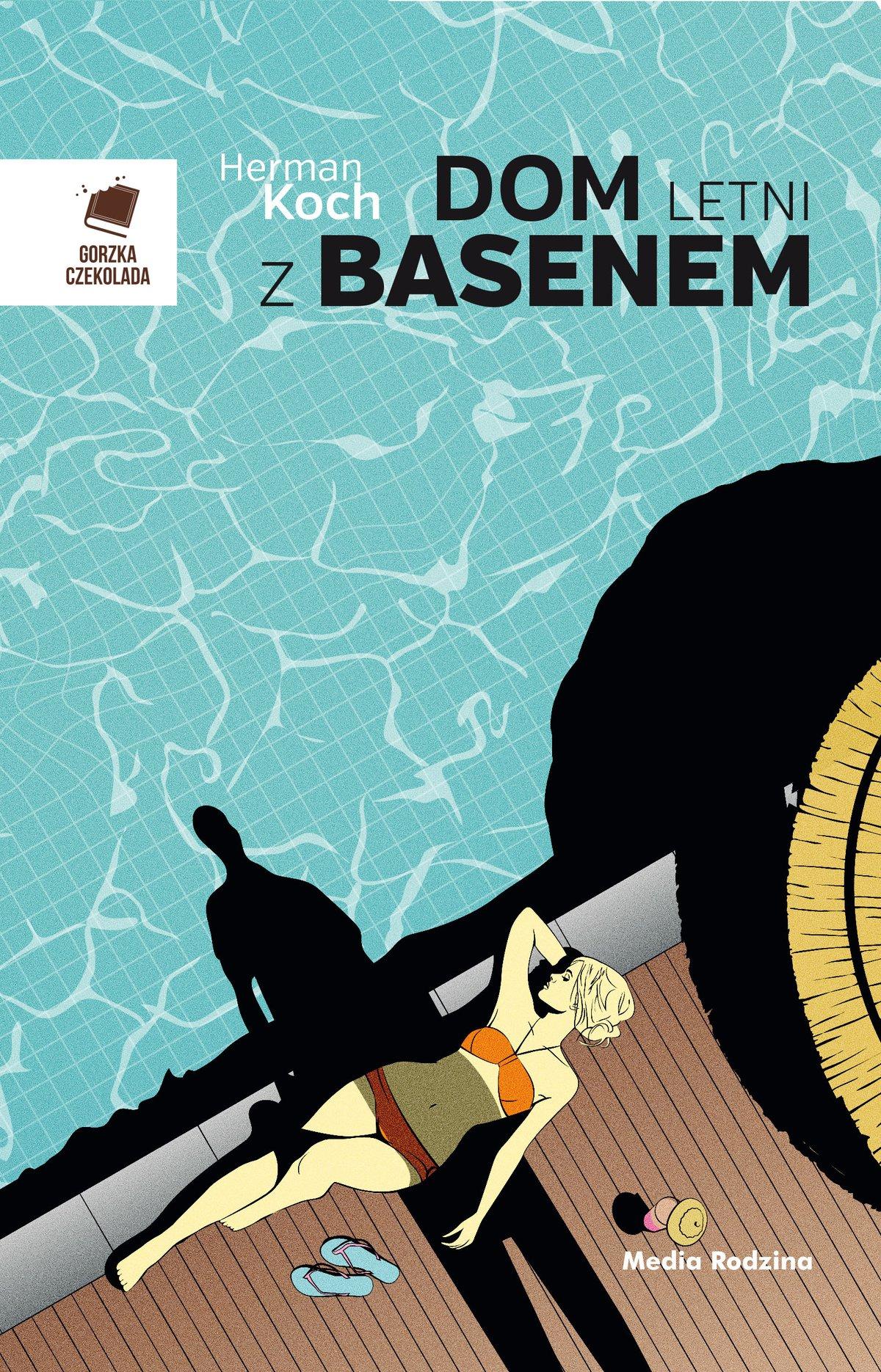 Dom letni z basenem - Ebook (Książka na Kindle) do pobrania w formacie MOBI