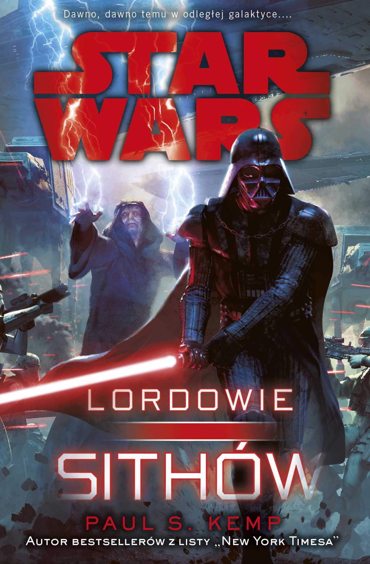 Star Wars. Lordowie Sithów - Ebook (Książka EPUB) do pobrania w formacie EPUB