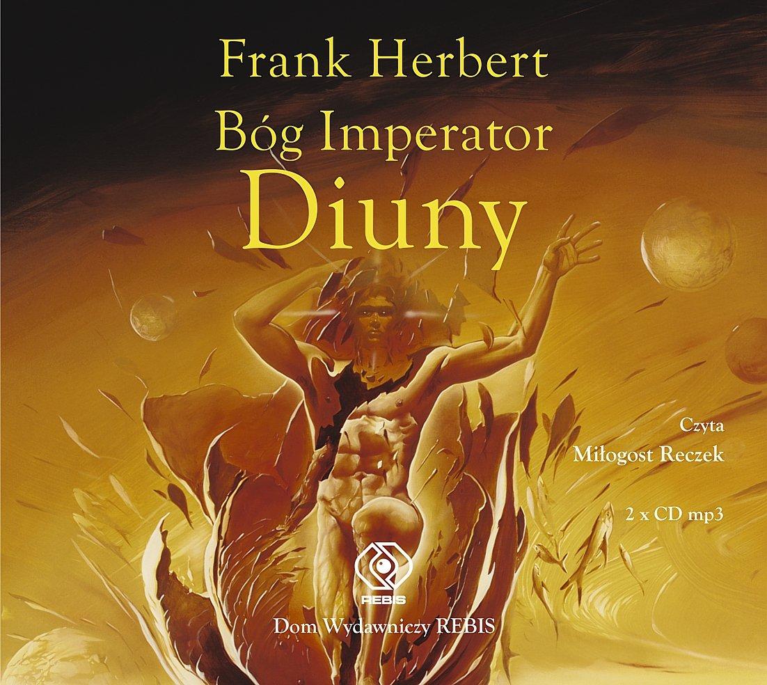 Bóg Imperator Diuny - Audiobook (Książka audio MP3) do pobrania w całości w archiwum ZIP
