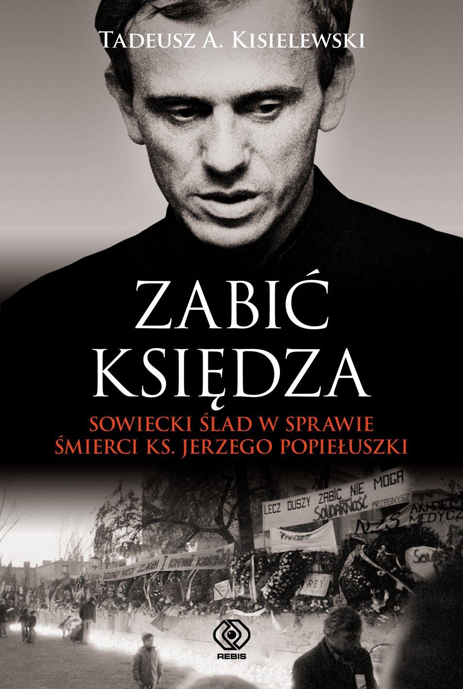 Zabić księdza - Ebook (Książka EPUB) do pobrania w formacie EPUB