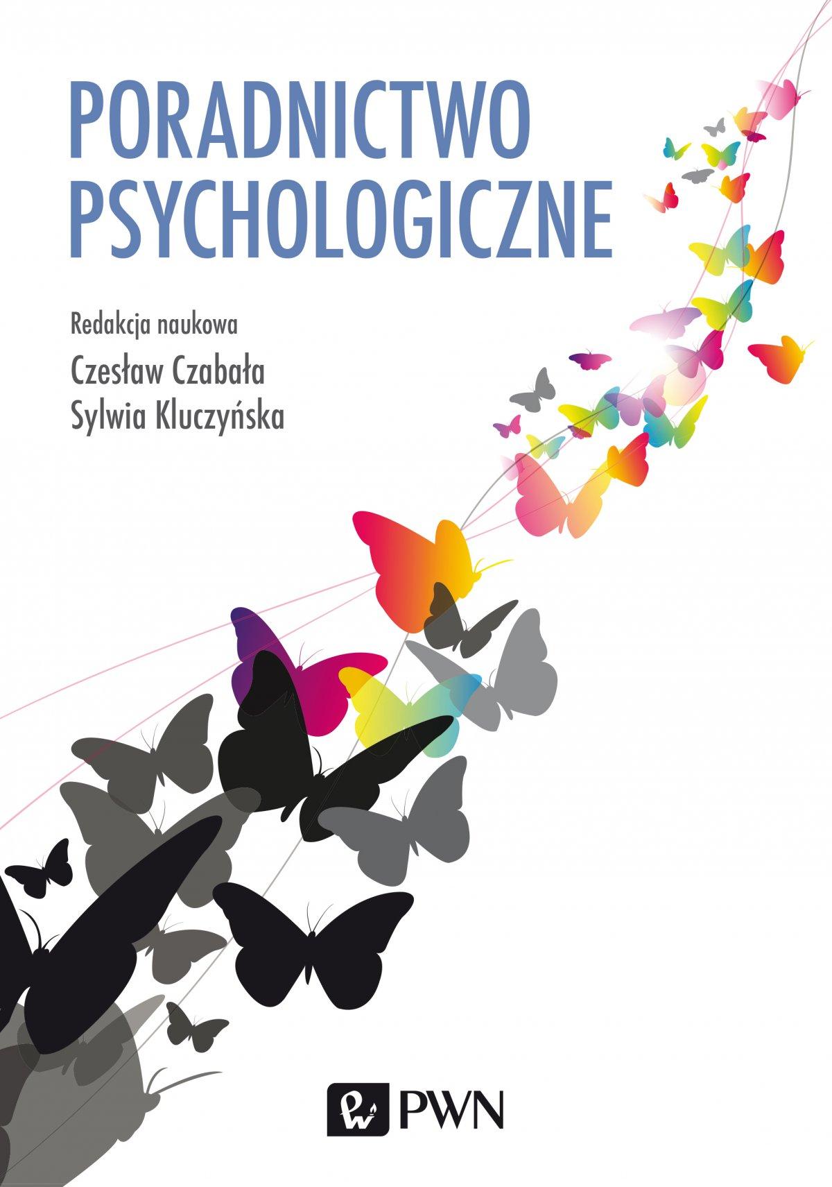 Poradnictwo psychologiczne - Ebook (Książka EPUB) do pobrania w formacie EPUB
