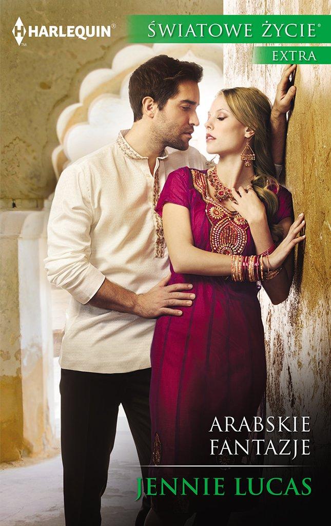 Arabskie fantazje - Ebook (Książka na Kindle) do pobrania w formacie MOBI