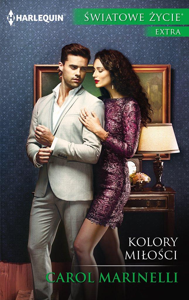 Kolory miłości - Ebook (Książka na Kindle) do pobrania w formacie MOBI