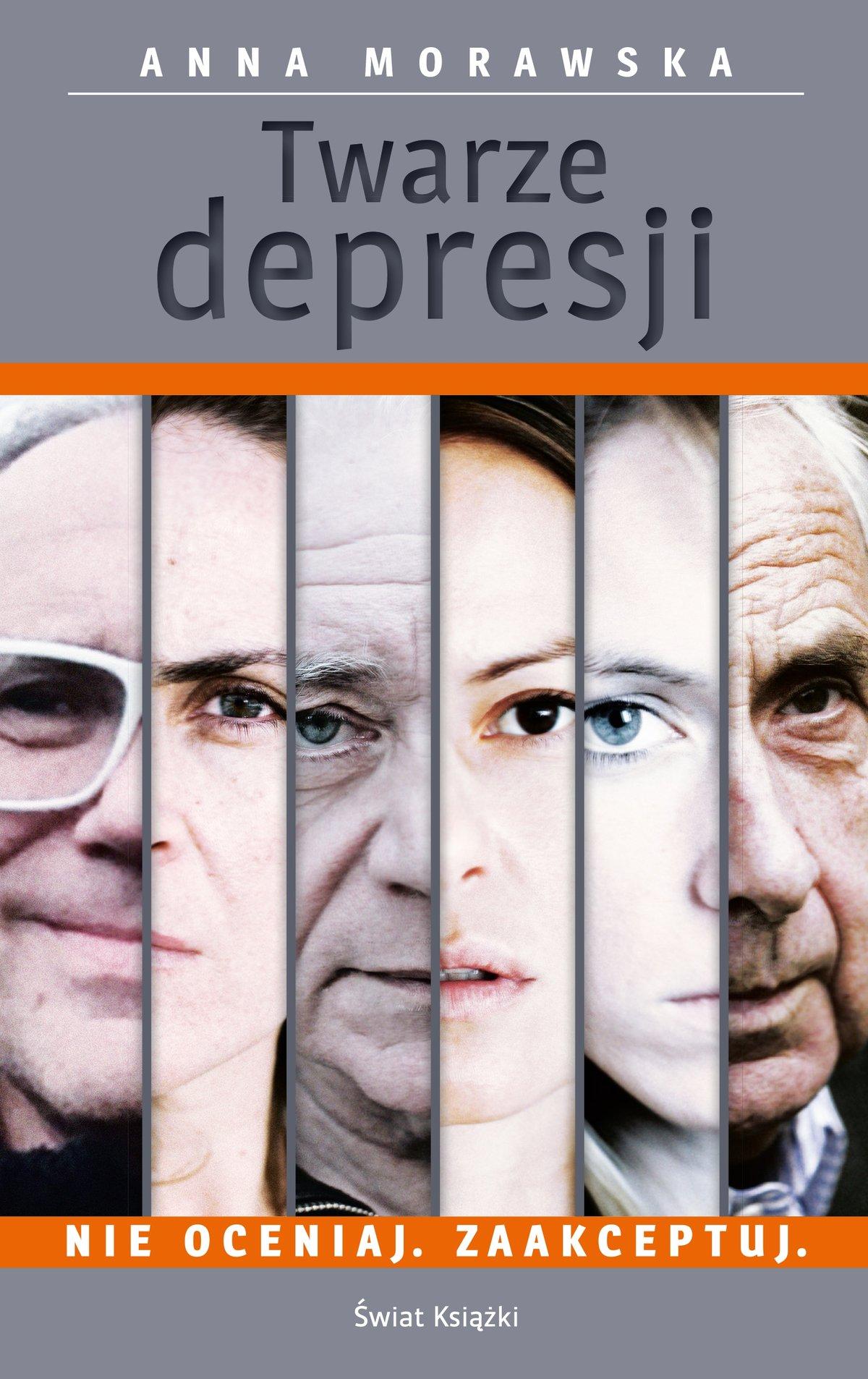 Twarze depresji - Ebook (Książka EPUB) do pobrania w formacie EPUB