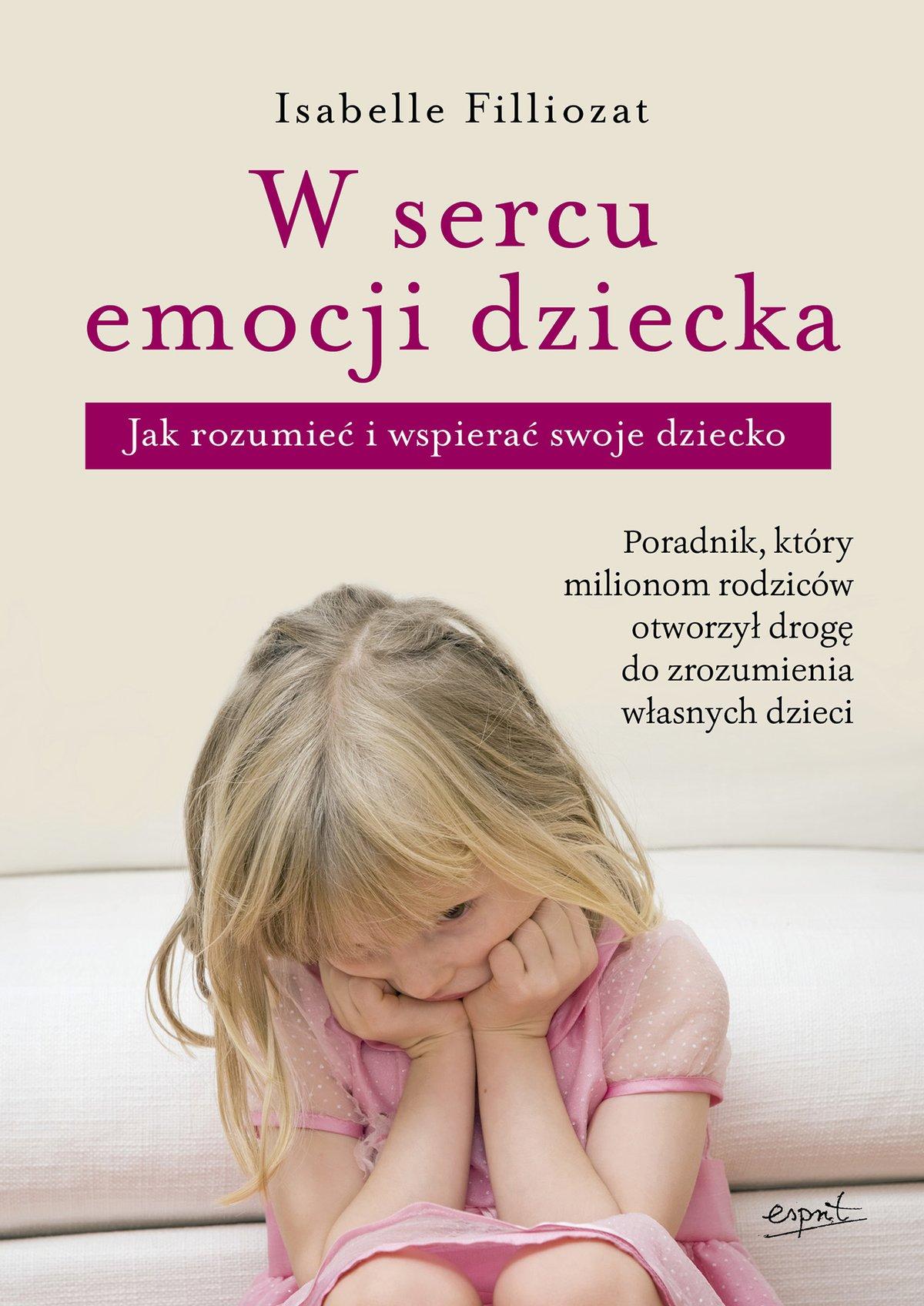 W sercu emocji dziecka - Ebook (Książka na Kindle) do pobrania w formacie MOBI