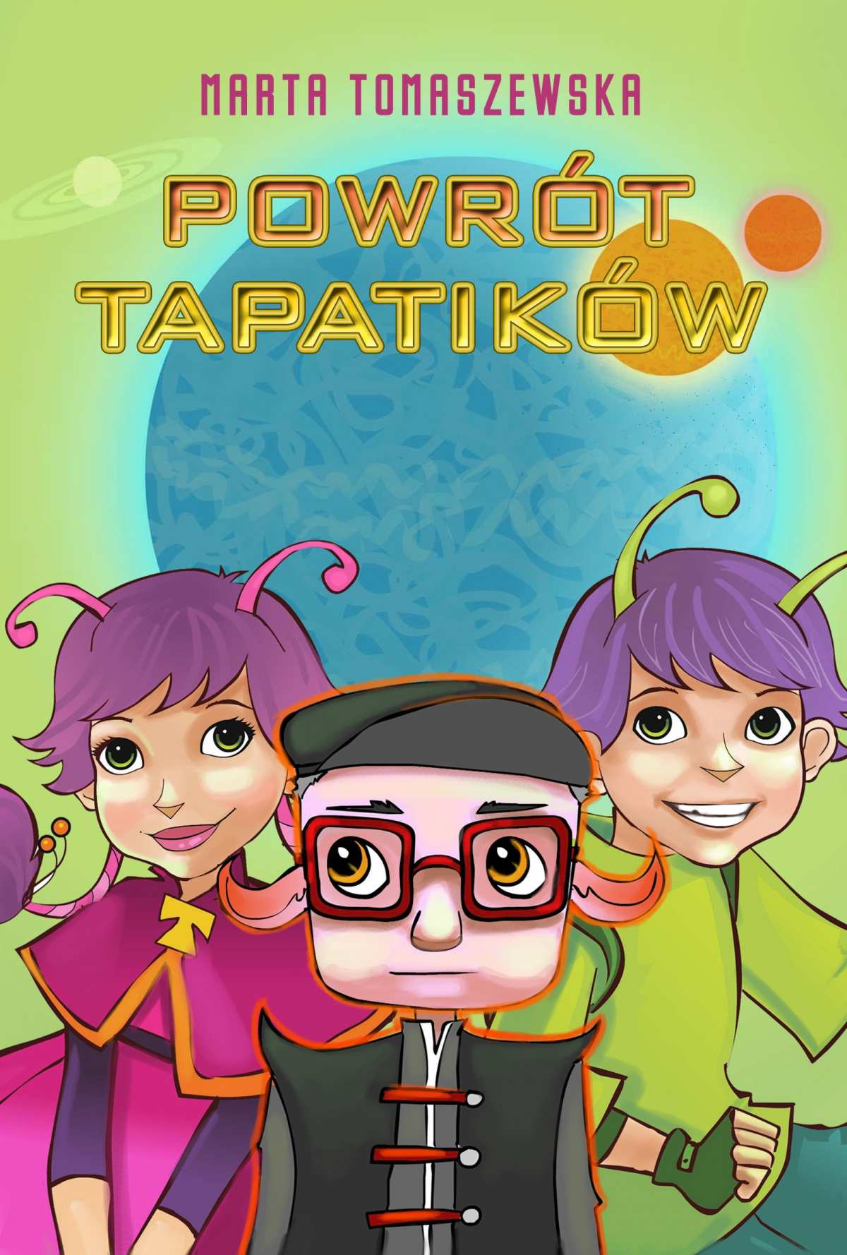 Powrót Tapatików - Ebook (Książka PDF) do pobrania w formacie PDF