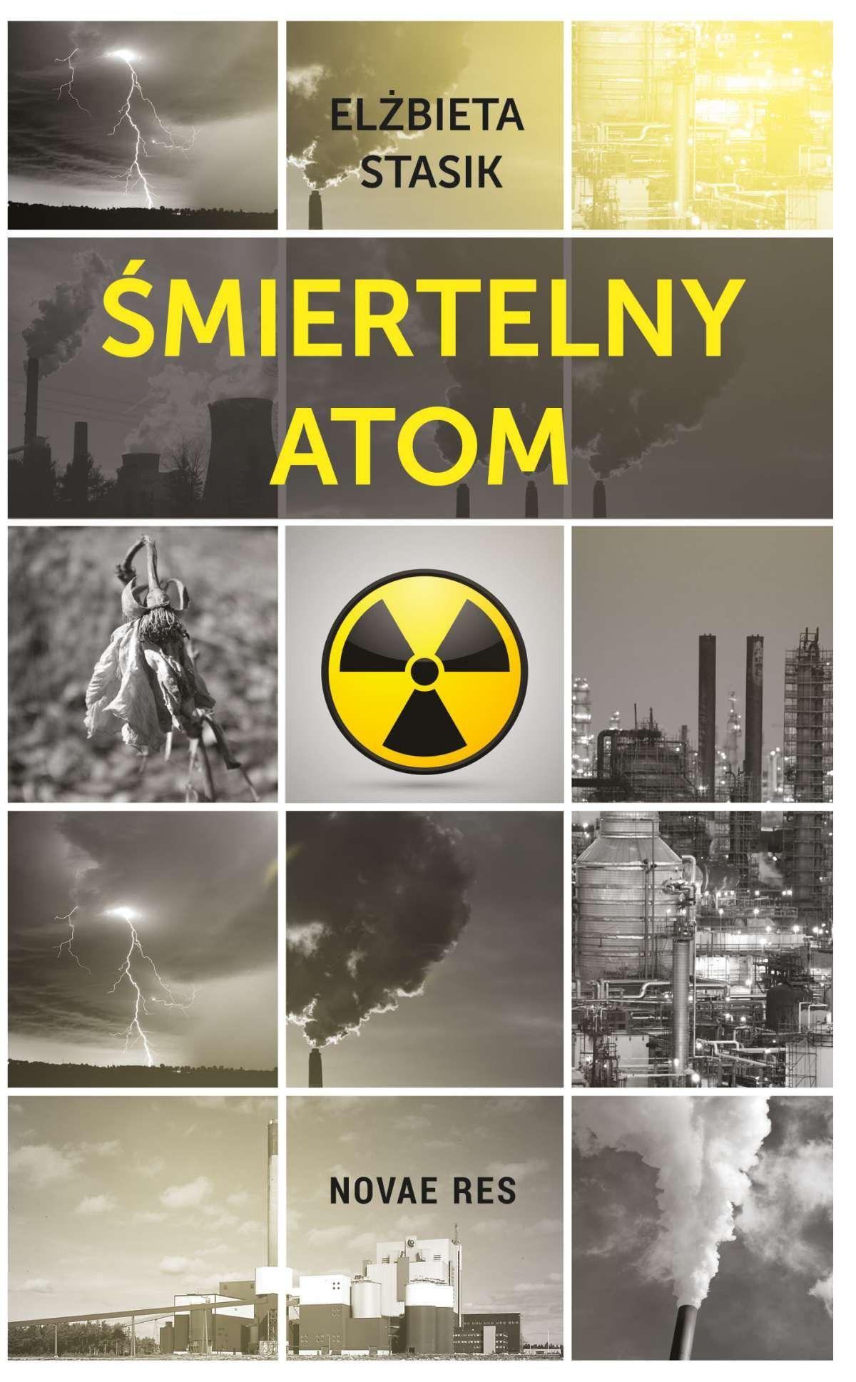 Śmiertelny atom - Ebook (Książka EPUB) do pobrania w formacie EPUB