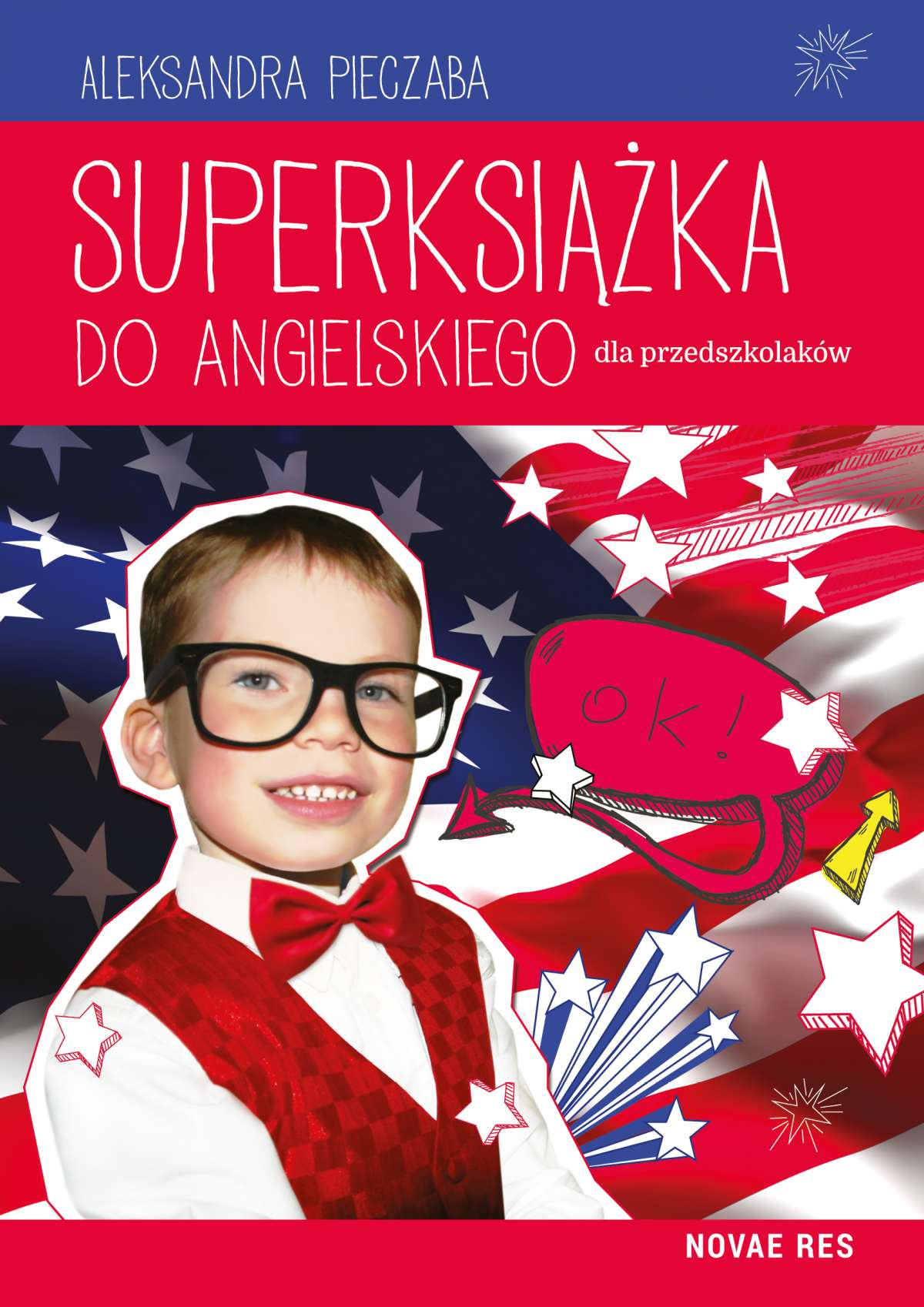 Superksiążka do angielskiego dla przedszkolaków - Ebook (Książka EPUB) do pobrania w formacie EPUB