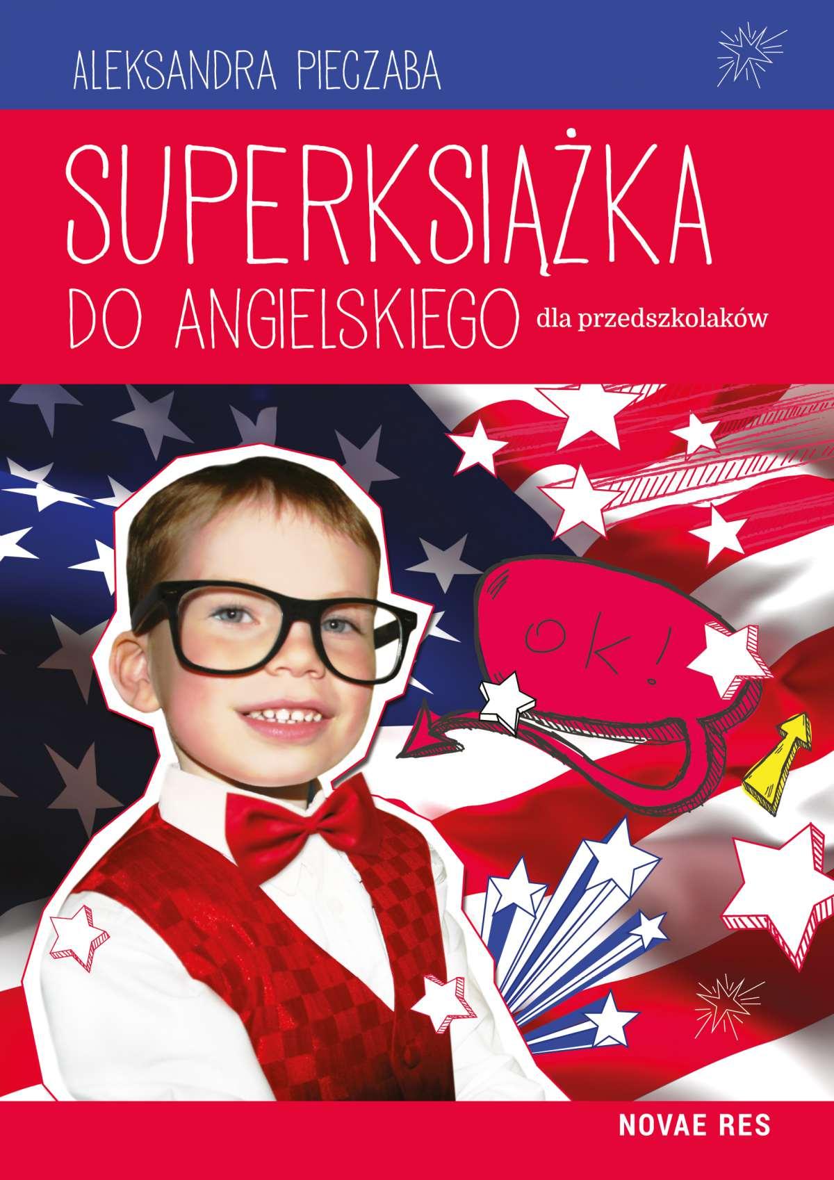 Superksiążka do angielskiego dla przedszkolaków - Ebook (Książka na Kindle) do pobrania w formacie MOBI