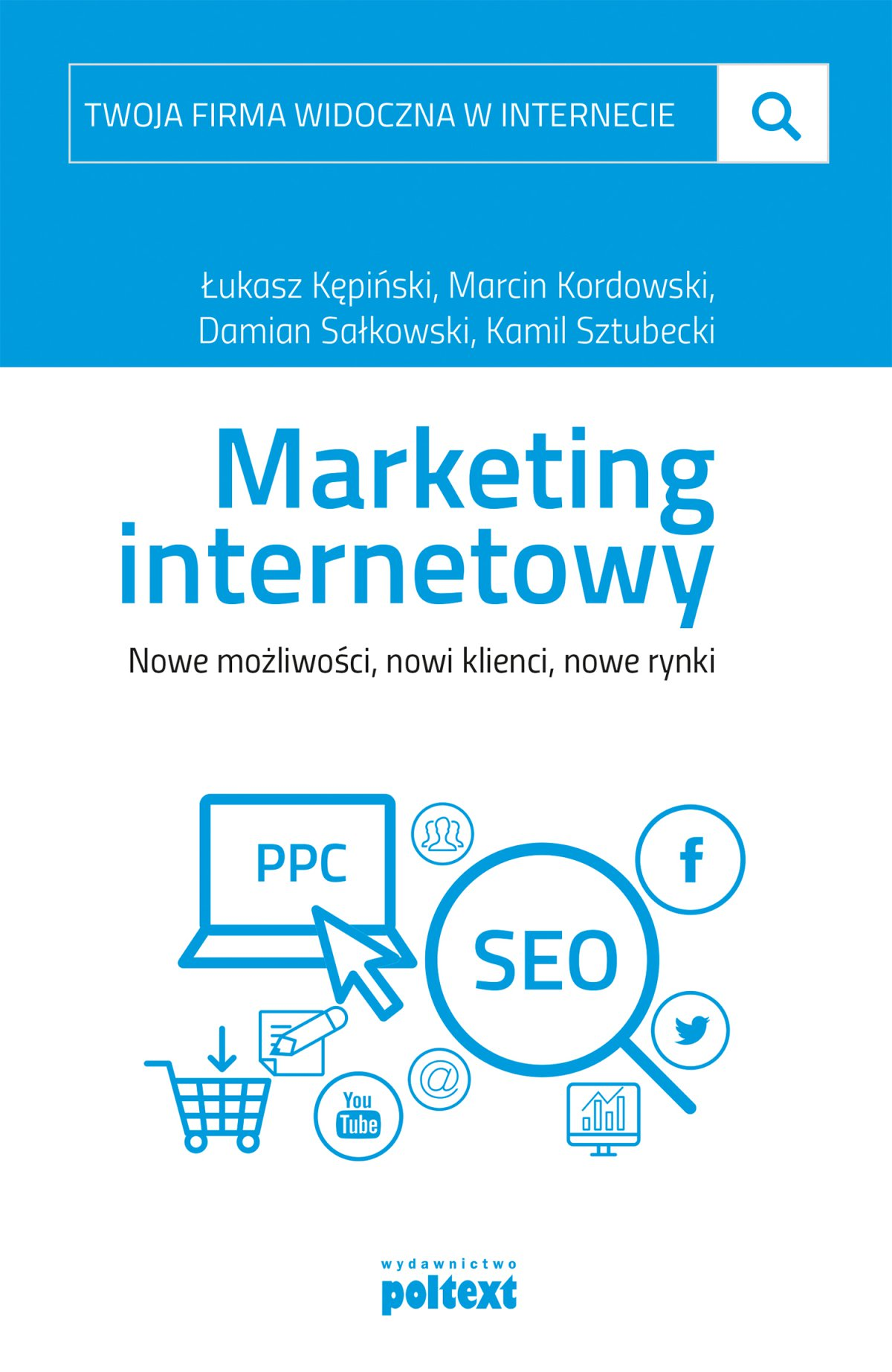 Marketing internetowy - Ebook (Książka EPUB) do pobrania w formacie EPUB