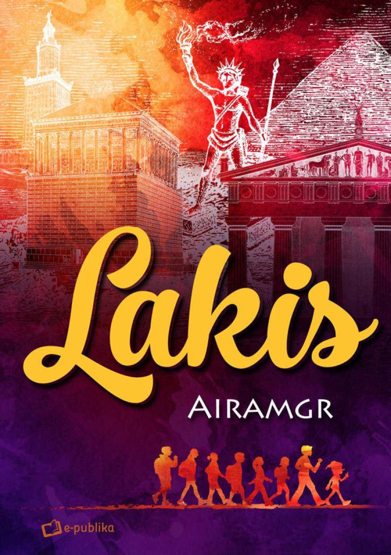 Lakis - Ebook (Książka EPUB) do pobrania w formacie EPUB