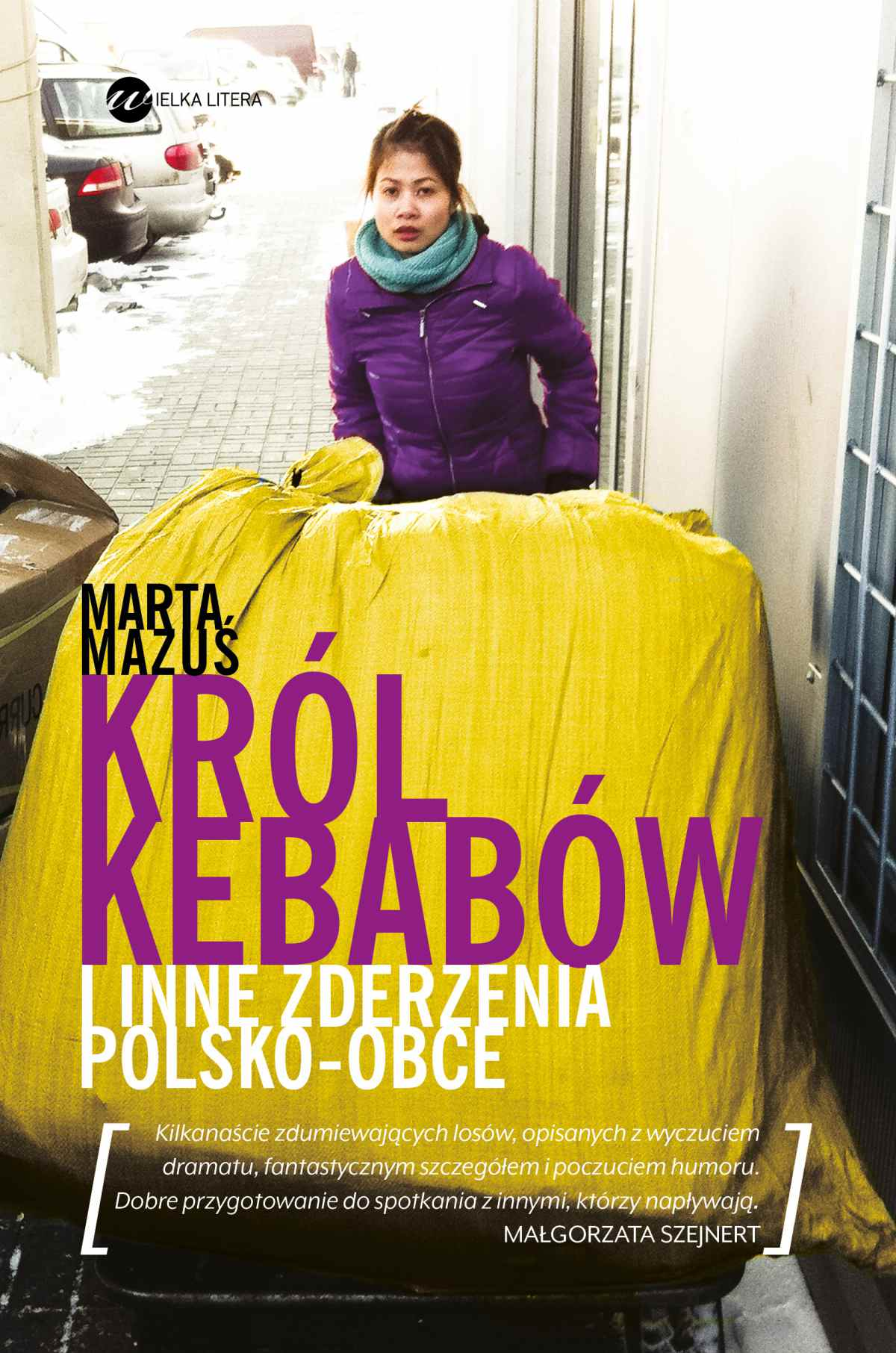 Król kebabów i inne zderzenia polsko-obce - Ebook (Książka EPUB) do pobrania w formacie EPUB