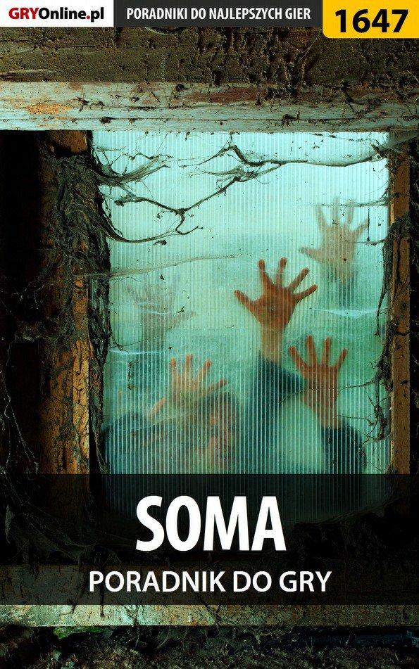 SOMA - poradnik do gry - Ebook (Książka EPUB) do pobrania w formacie EPUB
