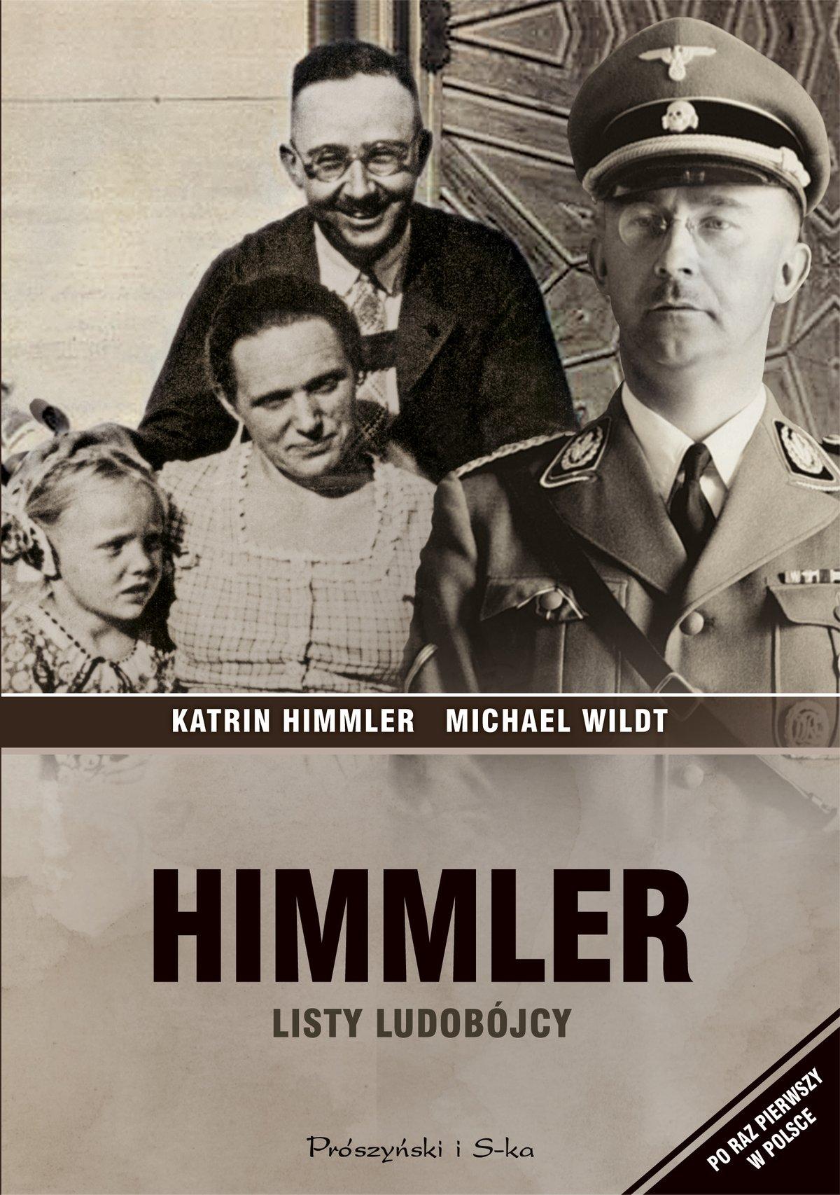 Himmler. Listy ludobójcy - Ebook (Książka na Kindle) do pobrania w formacie MOBI